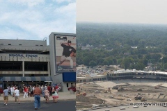 Memorial Stadium and Parkview Field