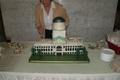 Allen County Courthouse Cake
