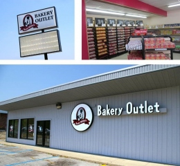 Aunt Millie\'s new bakery outlet store
