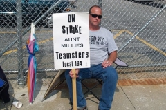 Local 164 (MI) on Strike
