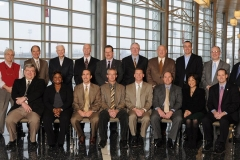 Fort Wayne/Allen County Convention & Visitors Bureau 2010 Board of Directors.