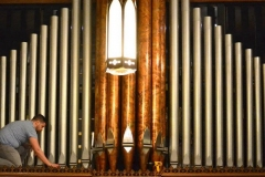 Trinity Episcopal Church Pipe Organ