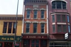 Pint and Slice, Dash-In and Klinger Jewelers