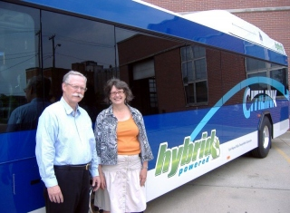 Fred Lanahan and Wendy Barrott