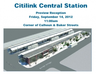 2012/06: Invitiation to the Citilink Central Station preview reception