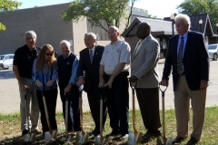Citilink Transfer Facility groundbreaking