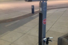 FIXIT bicycle repair station