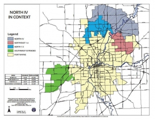 City of Fort Wayne annexations