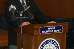 2011/03/30: Mayor Tom Henry