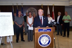 2012/07/02: Mayor Tom Henry