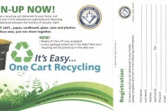 2010/11/15: Recycling postcard