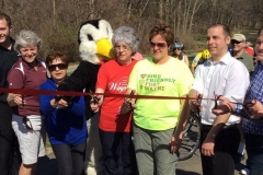 2016/04/16: Ribbon cutting
