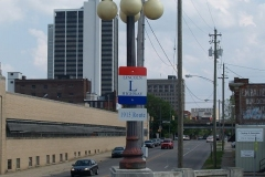 New Lincoln Highway signs