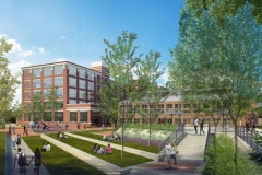 Electric Works rendering
