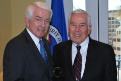 Senator Richard Lugar and Tom Donohue