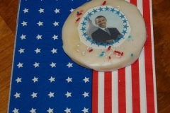 2009/01/20: President Barack Obama cookie