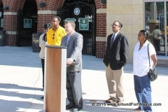 Voting Rights Act Rally news conference