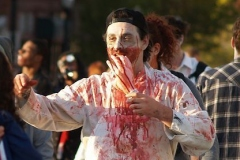 2011 Fright Night Zombie Walk