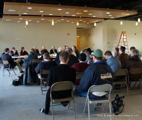 Fort Wayne Redevelopment Commission at Parkview Field