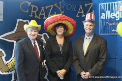 Mayor Henry and Commissioners Therese Brown and Nelson Peters