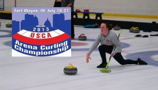 USCA Arena Curling Championship