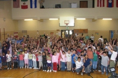 Abbett Elementary students: We're #1