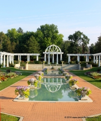 Lakeside Park Rose Gardens
