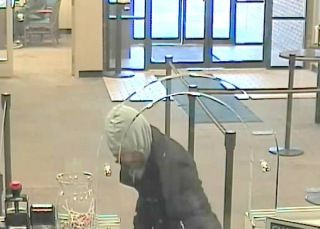 2016/01/28: Chase Bank Robbery Suspect