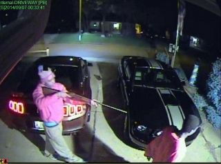 Armed Robbery/Carjacking suspects
