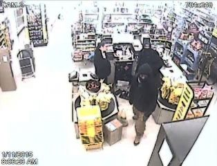 Dollar General robbery suspects