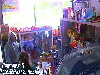 2015/10/26: BP Gas Station robbery suspects
