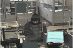 Attempted Bank Robbery Investigation