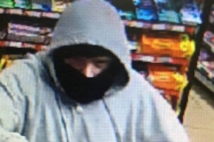 Robbery Suspect wanted