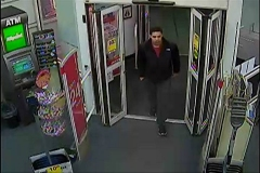 Counterfeit suspect sought