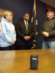 4 Body Cams donated to FWPD