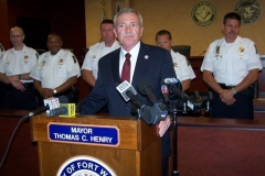 2013/07/15: Mayor Tom Henry