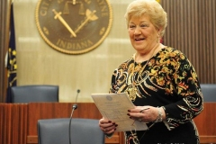 2010/12/06: Fort Wayne City Clerk Sandy Kennedy