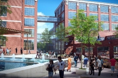 Broadway General Electric rendering