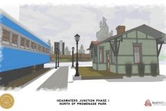 Headwaters Junction Phase I rendering
