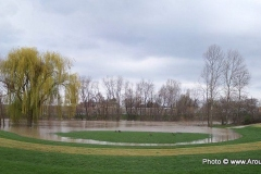 2013/04/25: Flooding in Headwaters Park
