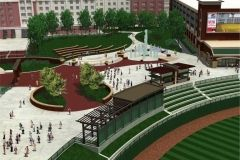 Robert E. Meyers Park rendering
