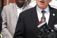 2009/08/14: Mayor Tom Henry and Councilman Glynn Hines