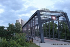 The Historic Wells Street Bridge