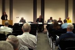 Property Tax Caps panel discussion