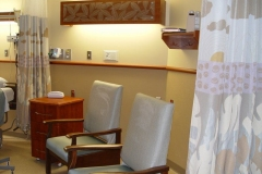 Lutheran Hospital Oncology unit visitor zone