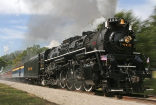 The Nickel Plate no. 765