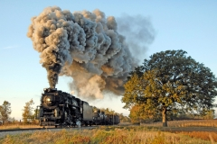The 765 at full steam!