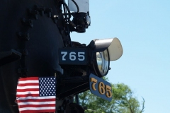 2009/05/22: 765 at Hoosier Valley Railroad Museum