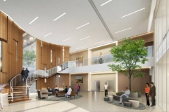 Parkview Cancer Institute: Lobby