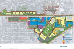 Electric Works phase 2 site map